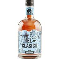 El Clásico Reserva 5Y 0,5l 37,5% - Rum