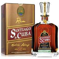 Santiago De Cuba 25Y 0,7l 40% GB - Rum