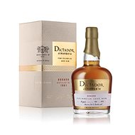 Dictador Jerarquia Borbon 39Y 1981 0,7l 43% / Rok lahvování 2020 - Rum