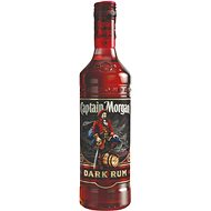 Captain Morgan Dark 0,7l 40% - Rum
