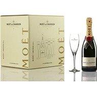Moët & Chandon Brut Imperial 6× 0.75l 12.5% + 6x Glass GB - Champagne