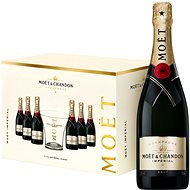 Moët & Chandon Brut Impérial 6×0,75l 12,5% + Ice Bucket
