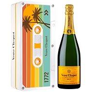 Veuve Clicquot Retro Chic Tape 0,75l 12% GB L.E. - Šampaňské