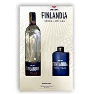 Vodka Finlandia 0,7l 40% GB + Placatka - Vodka