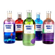 Absolut Vodka Unique Edition 1l 40% L.E. - Vodka