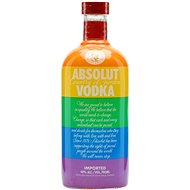 Absolut Colors 0,7l 40% L.E. - Vodka