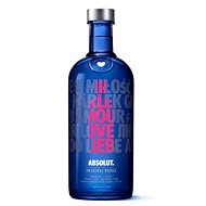 Absolut Drop of Love 0,7l 40% L.E. - Vodka