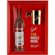 Stolichnaya Mule Mug 0,7l 40% - Vodka