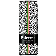 Palerma Italian Dry Wine Spritz suché 0,25l 5,8% plech