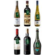 Adventní vínec - Víno