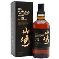 Yamazaki Single Malt Whisky 18y 0,7l 43% - Whisky