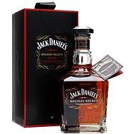 Jack Daniel's Holiday Select 2012 0,7l 45,2% GB L.E. - Whiskey