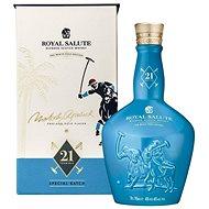Chivas Regal Royal Salute Polo Edition 21y 0,7l 40% L.E. - Whisky