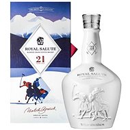 Chivas Regal Royal Salute Snow Polo Edition 21Y 0,7l 46,5% L.E. - Whisky
