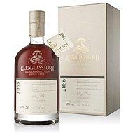 Glenglassaugh Single Cask 50y 1965 0,7l 40,1% / Rok lahvování 2016 - Whisky