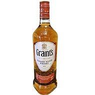 Grant's Rum Cask Finish 0,7l 40% - Whisky