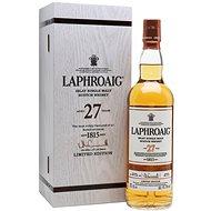 Laphroaig 27Y 0,7l 41,7% / rok lahvování 2017 - Whisky