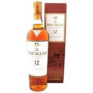 Macallan Sherry Oak 12y 0,7l 40% - Whisky