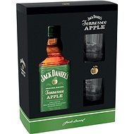 Jack Daniel's Apple 0,7l 35% + 2x sklo GB