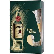 Jameson 0.7l 40% + 2x glass GB - Whiskey