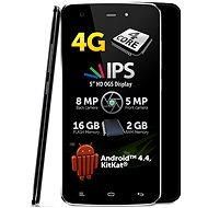 Allview V1 VIPER S4G Black Dual SIM - Mobilní telefon
