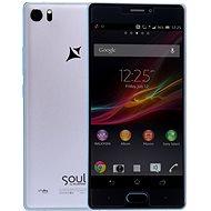 Allview X3 SOUL Pro Grey Dual SIM - Mobilní telefon