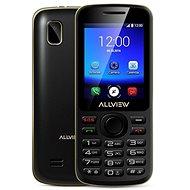 Allview M9 Connect Black - Mobilní telefon
