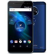Allview X4 Soul Vision Dual Sim Modrý - Mobilní telefon