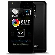 Allview A9 Lite Dual SIM Black - Mobilní telefon