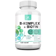 Allnature B-komplex + Biotin 120 tablet