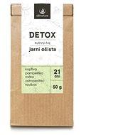 Allnature Detox Bylinný čaj 50 g - Čaj
