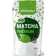 Allnature Matcha Tea Premium 250 g - Čaj
