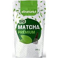 Allnature Matcha Tea Premium 100 g - Čaj