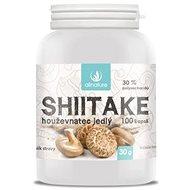 Allnature Shiitake kapsle 100  kps. - Doplněk stravy
