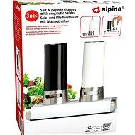 Alpina Slánka + Pepřenka - magnetické otevírání 15x9x13cm - Kořenka