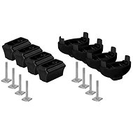 Nordrive raising pads for Nordrive ski carriers - Screw Plates