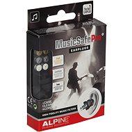 ALPINE MusicSafe Pro Black - Špunty do uší