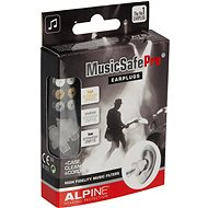 ALPINE MusicSafe Pro Transparent - Špunty do uší