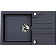 ALVEUS Rock 130 G - 91 black safe - Granite Sink