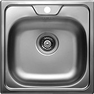 ALVEUS Allux 70 - Stainless Steel Sink