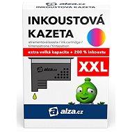 Alza HP 22 XL barevný - Alternativní inkoust
