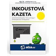 Alza CLI-551 žlutý pro tiskárny Canon - Alternativní inkoust