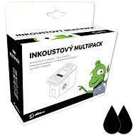 Alza LC-529XLBK Dual Pack černý 2ks pro tiskárny Brother - Alternativní inkoust