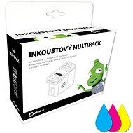 Alza CLI-521 C/M/Y Multipack barevný pro tiskárny Canon - Alternativní inkoust