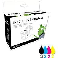Alza No.655 BK/C/M/Y Multipack for HP Printers - Alternative Ink