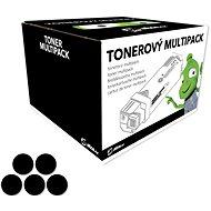 Alza Q7553X Multipack černý 5ks pro tiskárny HP - Alternativní toner