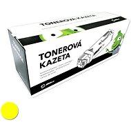 Alza A0V306H žlutý pro tiskárny Minolta - Alternativní toner