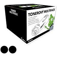 Alza 45807106 DualPack 2ks černý pro tiskárny OKI - Alternativní toner