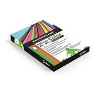 Kancelářský papír Alza Color A4 MIX TOP 10x 25 listů