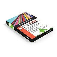 Kancelářský papír Alza Color A4 oranžový chihlový
